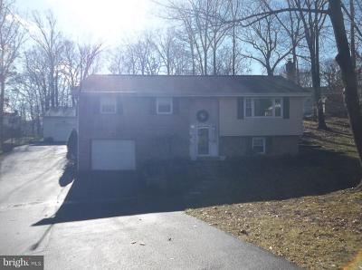 Cumberland MD Single Family Home For Sale: $169,900