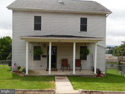 Frostburg Single Family Home For Sale: 148 Maple Street