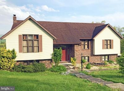 Cumberland MD Single Family Home For Sale: $249,900