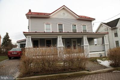 Frostburg Multi Family Home For Sale: 82 S Broadway