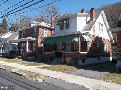 Cumberland Single Family Home For Sale: 621 Frederick Street