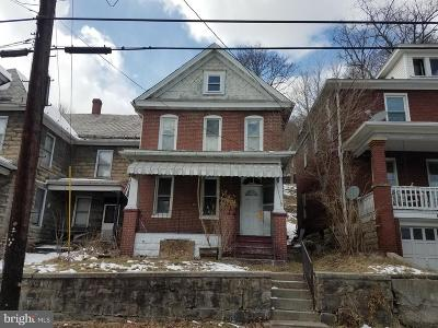 Cumberland Single Family Home For Sale: 526 Bedford Street