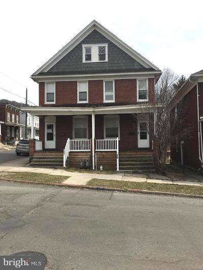Cumberland Multi Family Home For Sale: 229-231 Pear Street