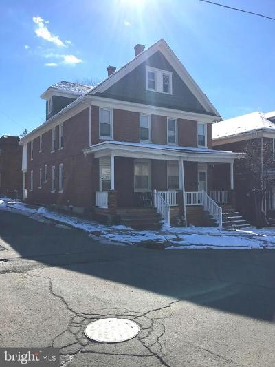 Cumberland Single Family Home For Sale: 231 Pear Street