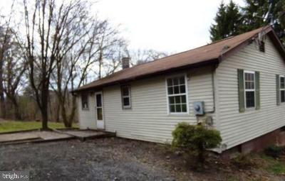 Rawlings Single Family Home For Auction: 18326 Platinum Road