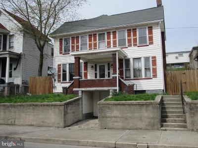 Cumberland Single Family Home For Sale: 439 Columbia Street