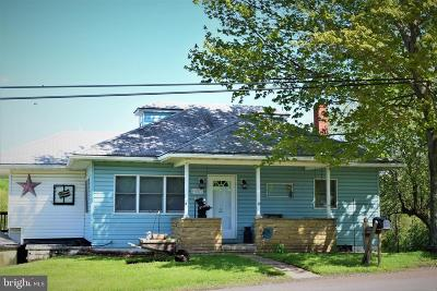 Frostburg Single Family Home For Sale: 14207 New Georges Creek Road