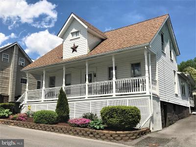 Mount Savage Single Family Home For Sale: 12708 New Row Road NW