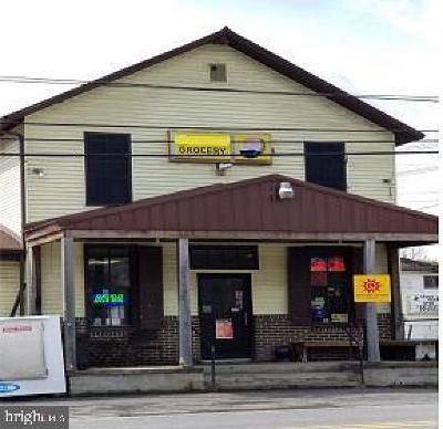 Flintstone Single Family Home For Sale: 21800 National Pike