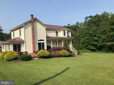 Frostburg Single Family Home For Sale: 11505 Caboose Road SW