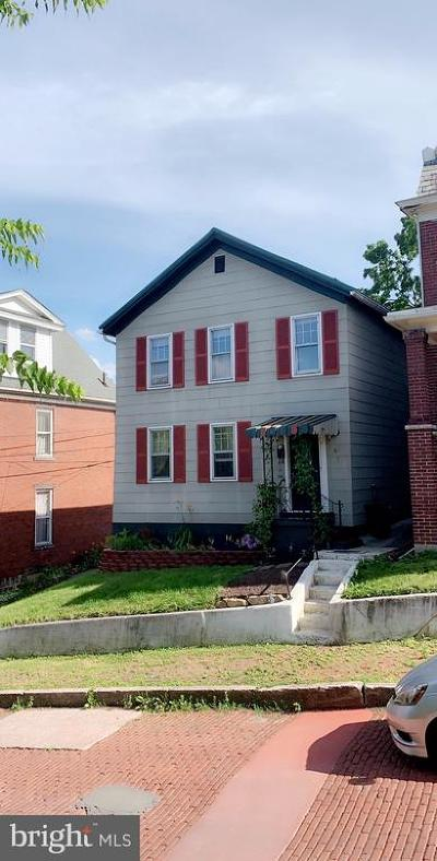 Cumberland Single Family Home For Sale: 306 Magruder Street
