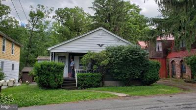 Lavale Single Family Home For Sale: 1106 Simpson Avenue