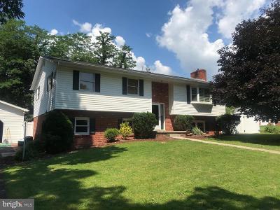 Cresaptown Single Family Home For Sale: 14801 Pershing Street