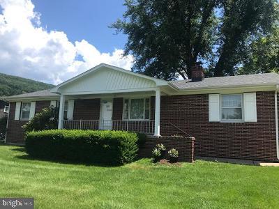 Lavale Single Family Home For Sale: 1240 Vocke Road