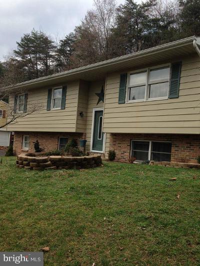 Cumberland Single Family Home For Sale: 12605 N Cresap Street
