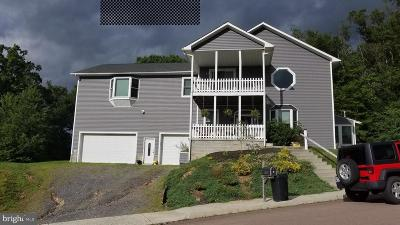 Frostburg Single Family Home For Sale: 121 Braddock Heights