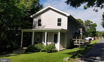 Frostburg Multi Family Home For Sale: 62 Depot Road