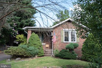 Cumberland MD Single Family Home For Sale: $99,900