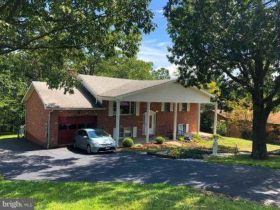 Cumberland MD Single Family Home For Sale: $225,900