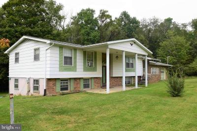 Mount Savage Single Family Home For Sale: 13509 Bowmans Lane NW