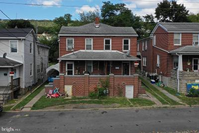 Westernport Multi Family Home For Sale: 334 Front Street
