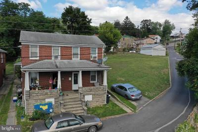 Westernport Multi Family Home For Sale: 338 Front Street