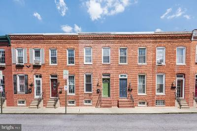 South Baltimore Townhouse For Sale: 1741 Clarkson Street