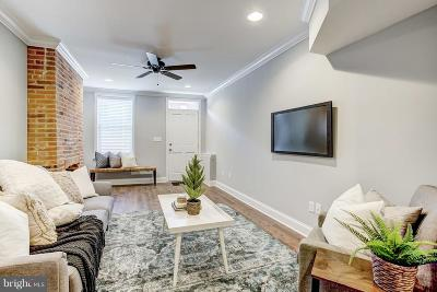Fells Point Townhouse For Sale: 245 S Ann Street