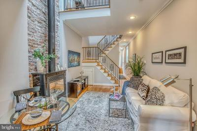 Butchers Hill Townhouse For Sale: 2214 Boyer Street
