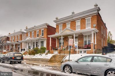 Baltimore City Single Family Home For Sale: 926 Gorsuch Avenue