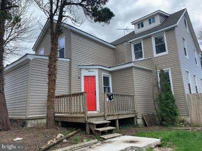 Baltimore Single Family Home For Sale: 1100 Haverhill Road