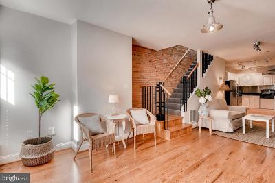 Federal Hill Townhouse For Sale: 1305 Clarkson Street