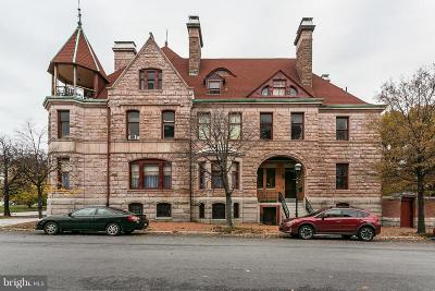 Baltimore Single Family Home For Sale: 1801 Eutaw Place