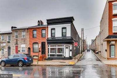 Baltimore City Townhouse For Sale: 2226 Eastern Avenue