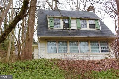 Baltimore City Single Family Home For Sale: 5409 Falls Road Terrace