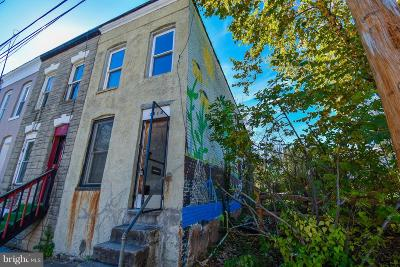 Remington Townhouse For Sale: 2810 Fox Street