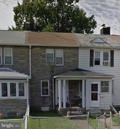 Townhouse For Sale: 6573 Saint Helena Avenue