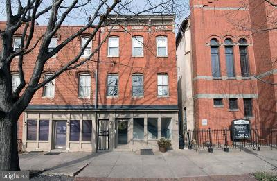 Federal Hill Condo For Sale: 32 W Montgomery Street #R10