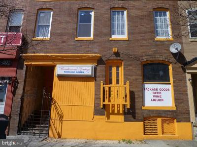 Baltimore City Single Family Home For Sale: 136 W 25th Street