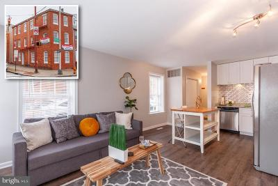 Baltimore Multi Family Home For Sale: 21 W Montgomery Street