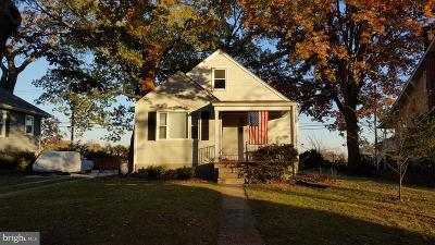 Baltimore City Rental For Rent: 4305 Harcourt Road