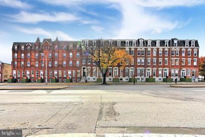 Baltimore City Rental For Rent: 317 E North Avenue #204