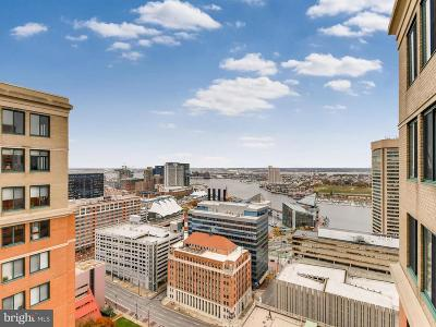 Baltimore Condo For Sale: 414 Water Street #3001