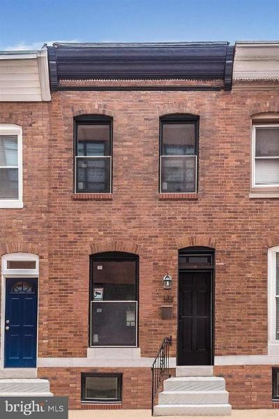 Baltimore City Rental For Rent: 133 S Robinson Street