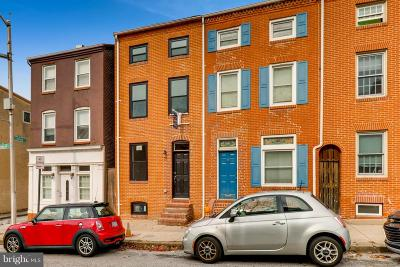 Baltimore Townhouse For Sale: 1812 E Lombard Street