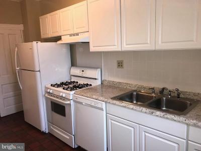 Baltimore City Rental For Rent: 1225 N Calvert Street