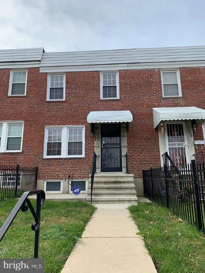 Townhouse For Sale: 3547 Dudley Avenue