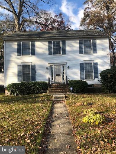 Baltimore City Single Family Home For Sale: 1302 Argonne Drive