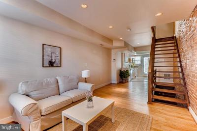 Baltimore City Townhouse For Sale: 507 E Fort Avenue