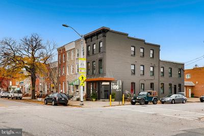 Baltimore Multi Family Home For Sale: 1648 E Fort Avenue